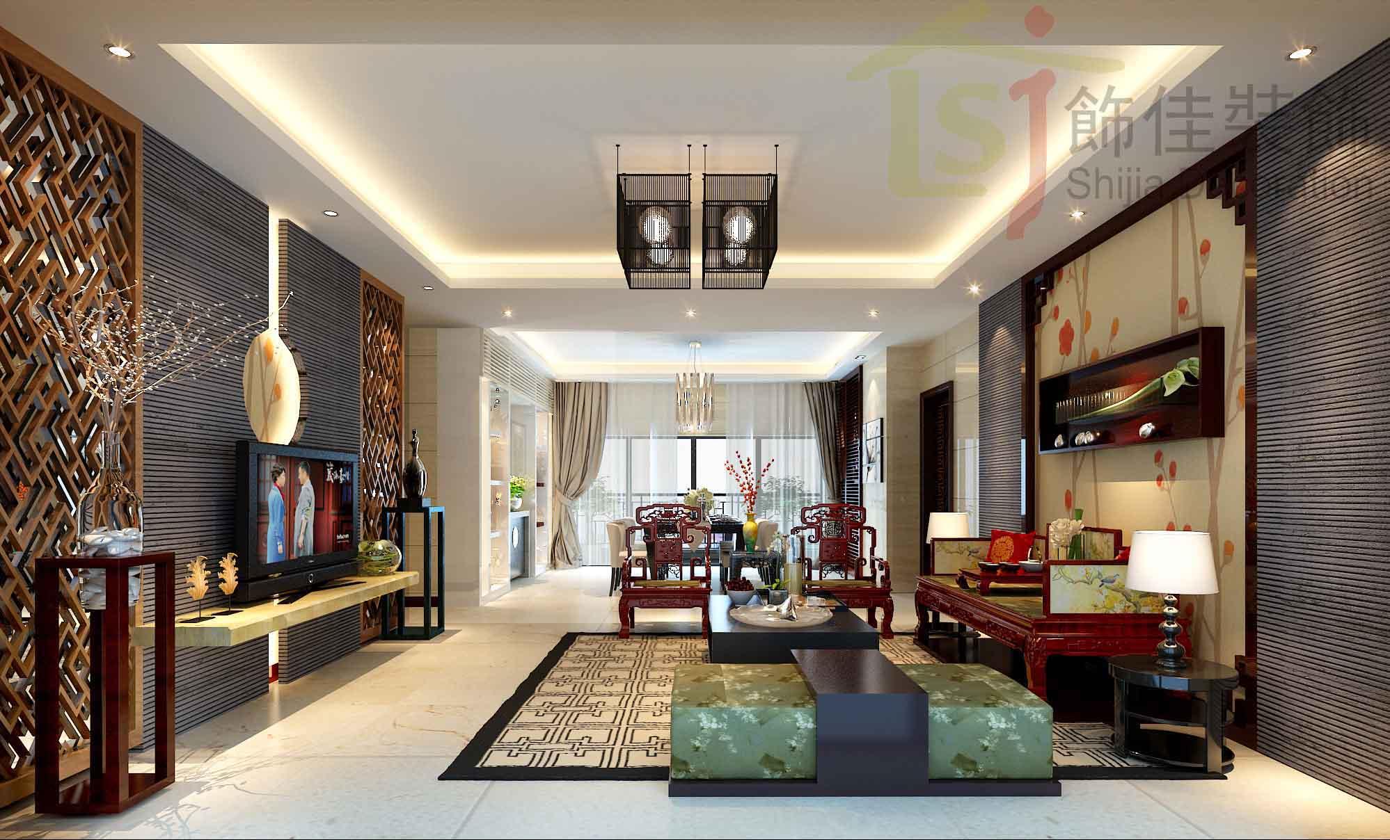 建筑设计:纽约豪华跃层住宅装修设计